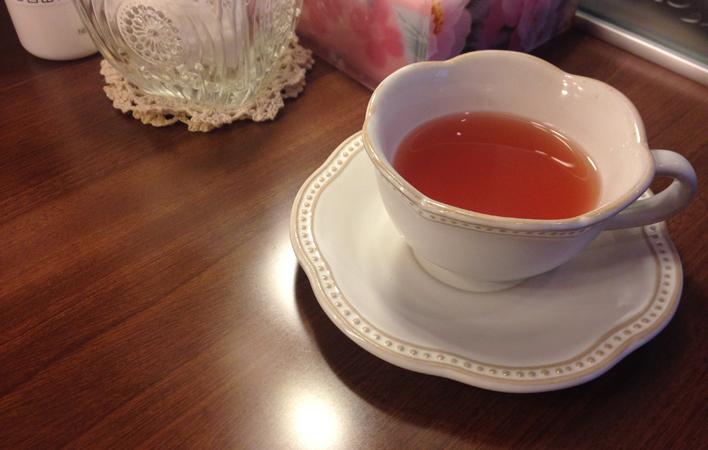 ディオーネで出してくれた紅茶