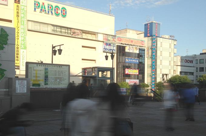 津田沼駅からミュゼミーナ津田沼店までの行き方