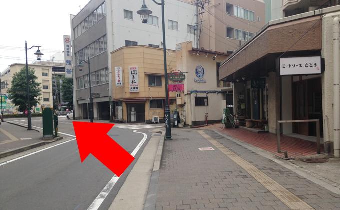 ミュゼ新潟万代シティ店への行き方